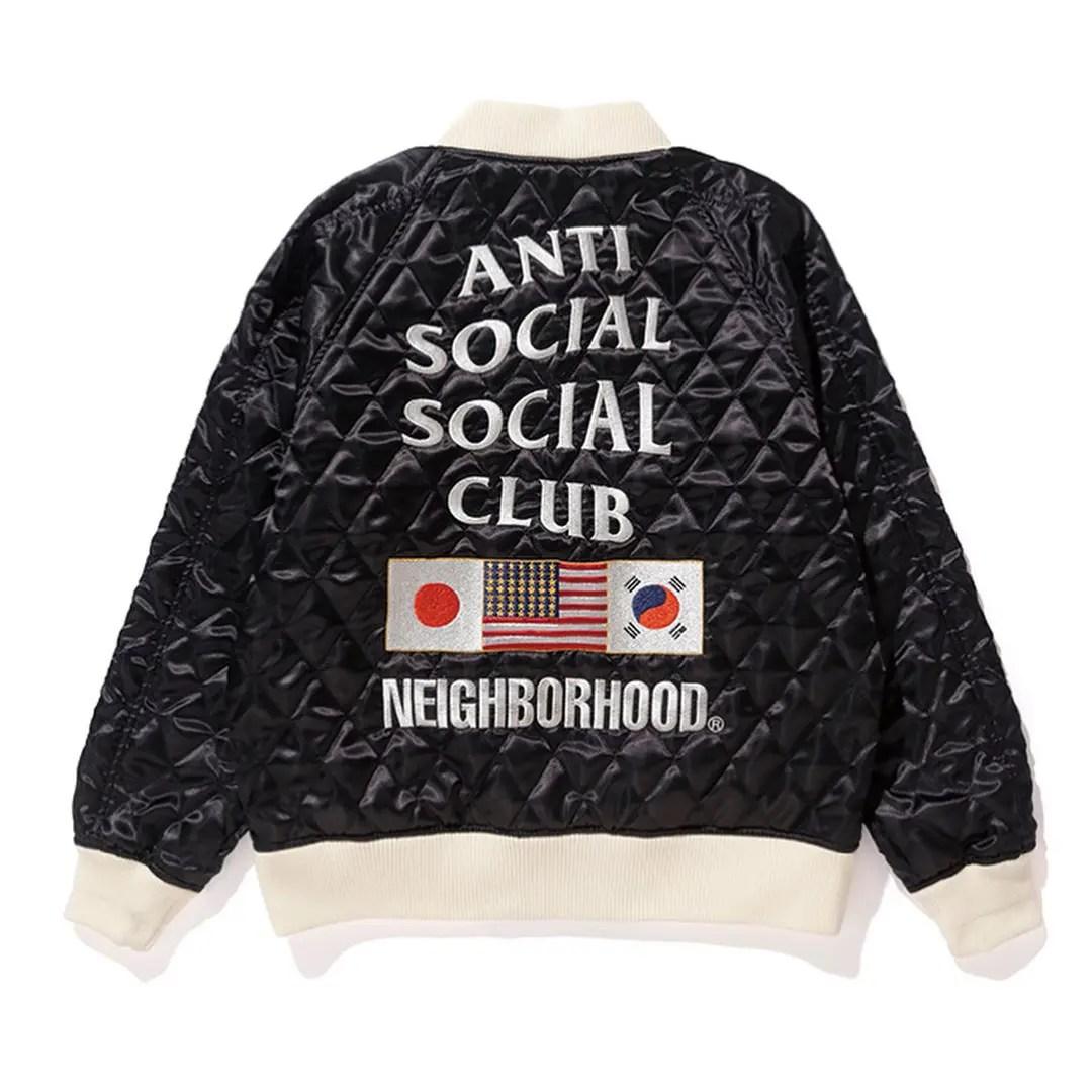 NEIGHBORHOOD × FRAGMENT/Anti Social Social Club/adidas Originals/BE@RBRICKなどの強力コラボが伊勢丹にて3/28から順次展開 (ネイバーフッド フラグメント アンチ ソーシャル ソーシャル クラブ アディダス オリジナルス ベアブリック)