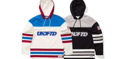 """UNDEFEATED 2018 S/S """"HOCKEY JERSEY"""" (アンディフィーテッド """"ホッケー ジャージ"""")"""