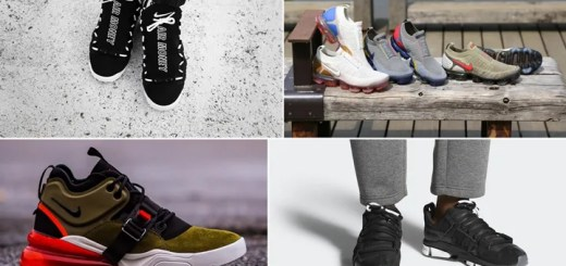 "【まとめ】4/13発売の厳選スニーカー!(NIKE AIR MORE MONEY ""Black/Metallic Silver"")(AIR VAPORMAX 2.0 FLYKNIT)(adidas Originals Twinstrike ADV STRETCH LEATHRE ""Core Black"")(AIR FORCE 270 ""Medium Olive/Challenge Red"")他"