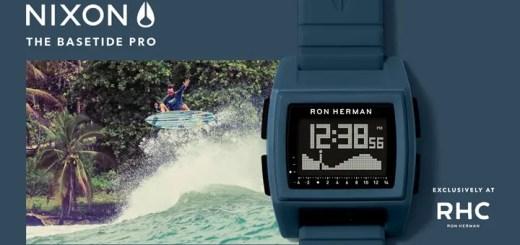 NIXON × RHC Ron Herman Japan Limited Watch!日本限定アイテムが川崎店のオープン記念で4/20から発売 (ニクソン ロンハーマン)