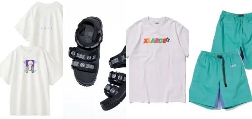 【GRAMICCI/SHAKA】XLARGE/X-girl コラボ/レギュラーアイテムが4/20から発売! (エクストララージ エックスガール)
