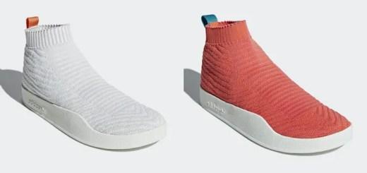 5/10発売!adidas Originals ADILETTE PRIMEKNIT {PK} SOCK (アディダス オリジナルス アディレッタ プライムニット ソック) [CM8226,8227]