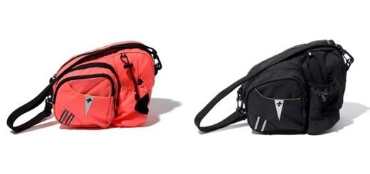 XLARGEから、フェスに最適なペットボトルがはいるショルダーバッグ「PL SHOULDER BAG」が発売 (エクストララージ)