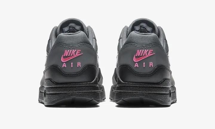 """【オフィシャルイメージ】ナイキ エア マックス 1 """"ブラック/ピンク ブラスト"""" (NIKE AIR MAX 1 """"Black/Pink Blast"""") [AR1249-002]"""