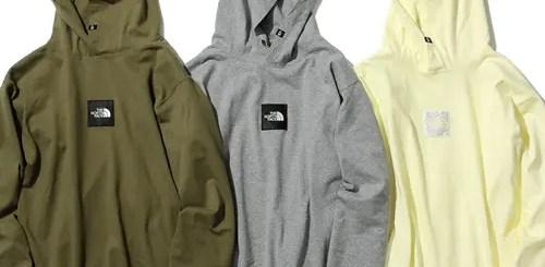 THE NORTH FACE 直営店限定!S/S Heavy Cotton Logo Crew & Heavy Cotton Square Logo Hooteeが6/1から発売 (ザ・ノース・フェイス)