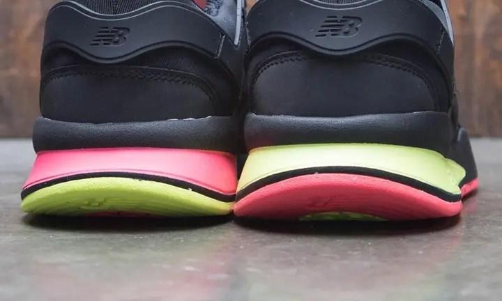 左右で異なる蛍光カラーを採用したNEW BALANCE MS247TT (ニューバランス)