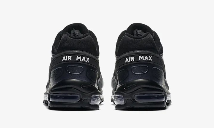 """2018年夏発売予定!ナイキ エア マックス 97/BW """"ブラック/ヘマタイト"""" (NIKE AIR MAX 97/BW """"Black/Hematite"""") [AO2406-001]"""