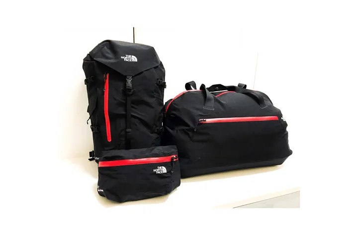 GORE-TEXを採用したTHE NORTH FACE GR Duffel/Back Pack/Lumber (ザ・ノース・フェイス)