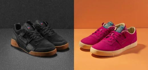 The Hundreds × REEBOK WORKOUT PLUS TH/WORKOUT CLEAN FVS TH 2カラー (ザ・ハンドレッツ リーボック ワークアウト プラス TH/ワークアウト クリーン FVS TH) [CN2000,2023]