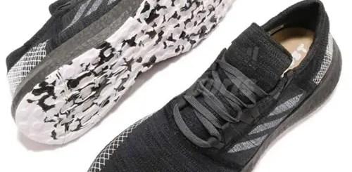 """7/19発売!adidas PURE BOOST GO LTD """"Core Black/Cloud White"""" (アディダス ピュア ブースト ゴー LTD """"コア ブラック/クラウド ホワイト"""") [BB7804]"""