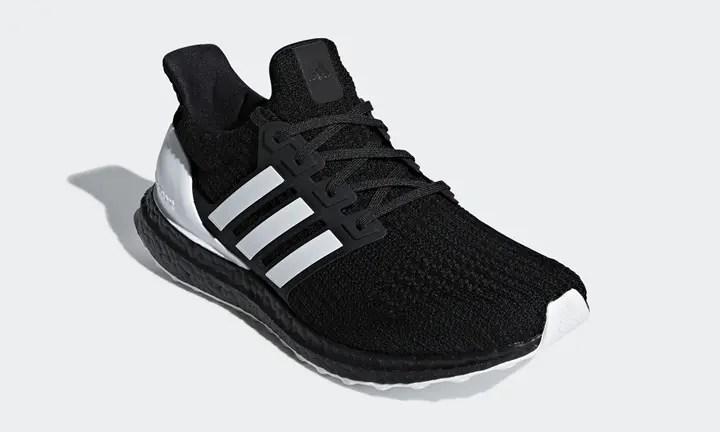11 3発売 adidas ultra boost 4 0 dna core black white アディダス