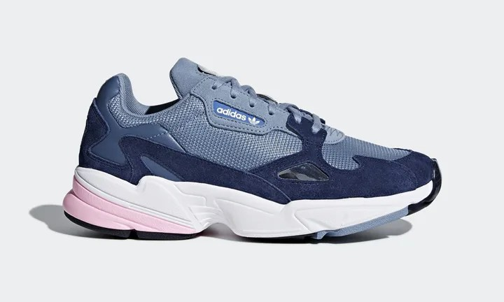 adidas Originals W Falcon (Blue Grey) D96699
