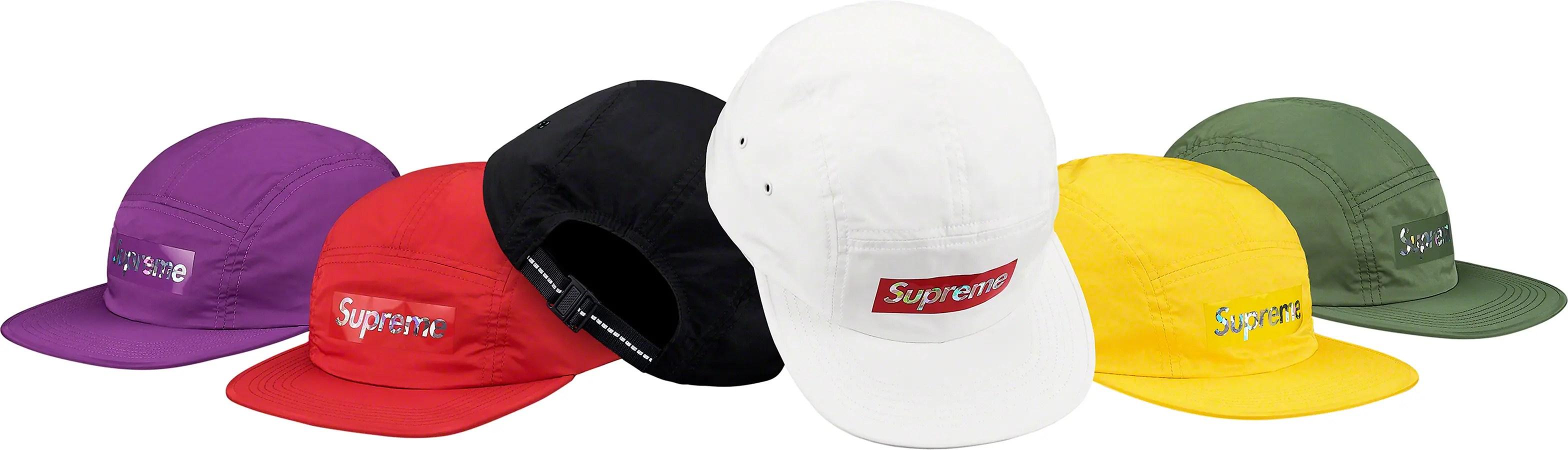 【ハット キャップ/HATS CAPS まとめ】 シュプリーム (SUPREME) 2019 SPRING/SUMMER コレクション (2019年 春夏)
