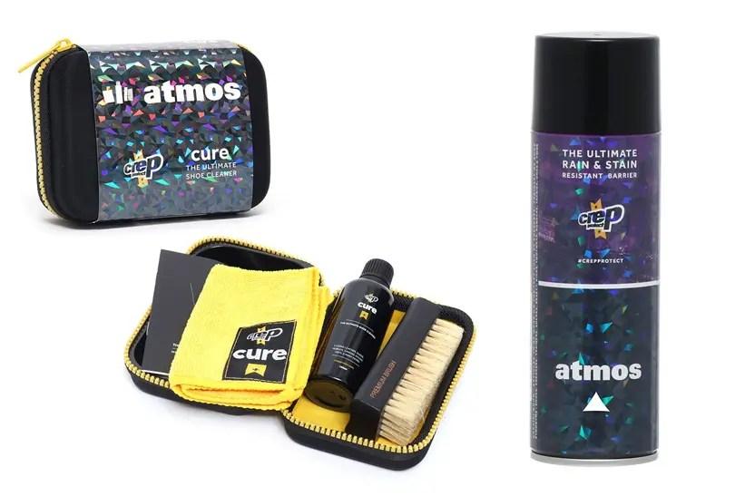 atmos × CREP PROTECT 防水スプレー/シューケアキットが発売 (アトモス クレップ プロテクト)