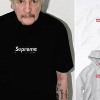 【速報】シュプリーム (SUPREME) 25周年記念としてスワロフスキー BOX LOG TEE/HOODIEが国内4/27発売 (Swarovski ボックス ロゴ)