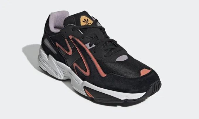 """6/1発売!adidas Originals Yung-96 CHASM """"Core Black/Tech Ink"""" (アディダス オリジナルス ヤング-96 キャズム """"コアブラック/テックインク"""") [EE7234,7235]"""