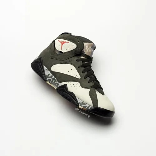 PATTA × NIKE AIR JORDAN 7 RETRO OG SP New Color (パタ ナイキ エア ジョーダン 7 レトロ OG SP) [AT3375-100]