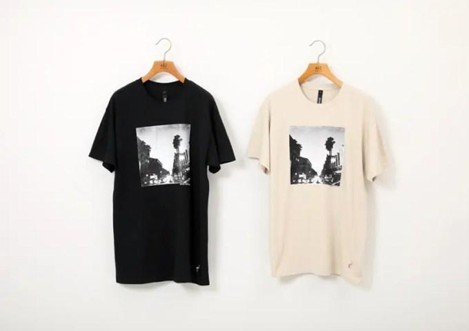 417 EDIFICE × SILAS 別注シリーズ TEE/ショーツが発売 (エディフィス サイラス)