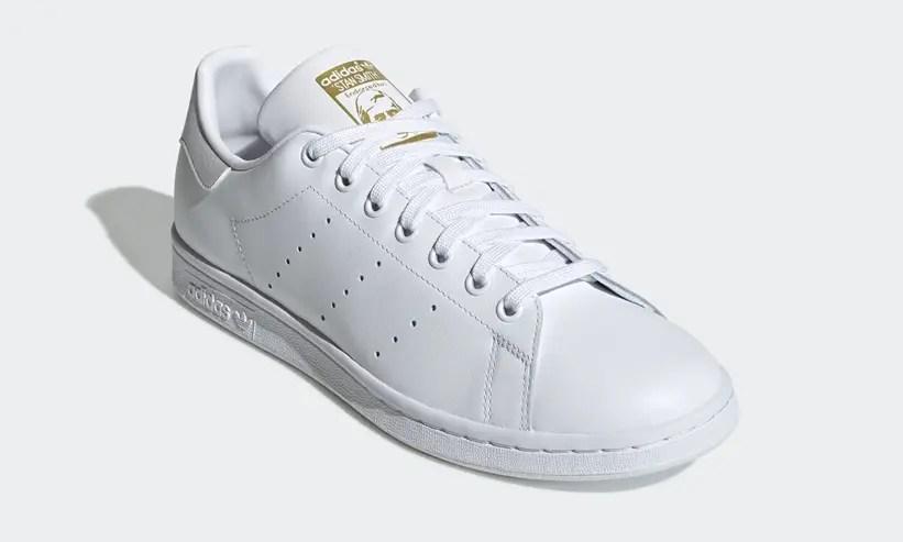"""6/20発売!adidas Originals STAN SMITH """"Runnning White/Core Black/Metallic Gold"""" (アディダス オリジナルス スタンスミス """"ランニングホワイト/コアブラック/メタリックゴールド"""") [FV6328,6329]"""