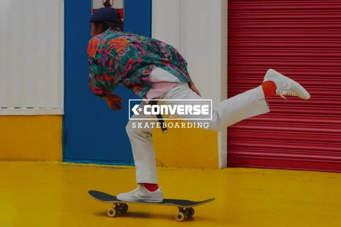 スケートライン「CONVERSE SKATEBOARDING」2019 F/Wモデルが公開 (コンバース スケートボーディング)