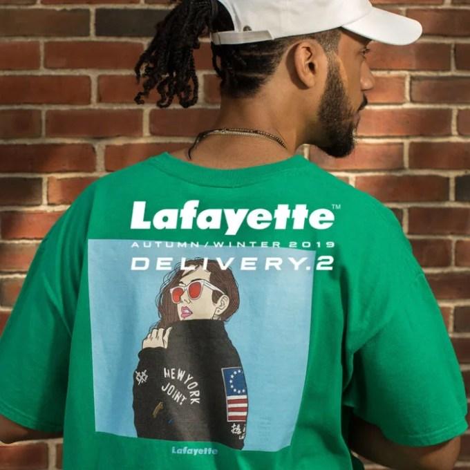 Lafayette 2019 AUTUMN/WINTER COLLECTION 2nd デリバリーが8/10から発売 (ラファイエット)