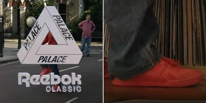【速報】Palace Skateboards x REEBOK コラボが2019 F/W シーズンに登場か?? (パレス スケートボード リーボック)