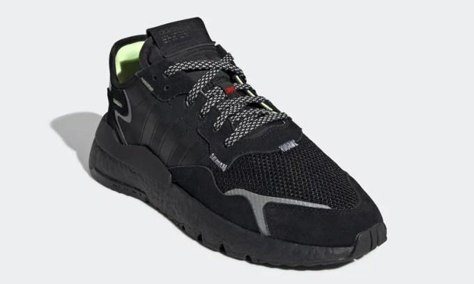 """アディダス オリジナルス ナイト ジョガー """"ブラックリフレクティブ"""" (adidas Originals NITE JOGGER """"Black/Reflective"""") [EE5884]"""