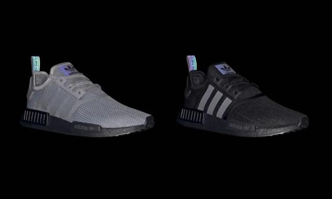 "adidas Originals NMD_R1 XENO ""Grey Three/Black"" (アディダス オリジナルス エヌ エム ディー アールワン ""グレースリー/ブラック"") [EG8142,8144]"