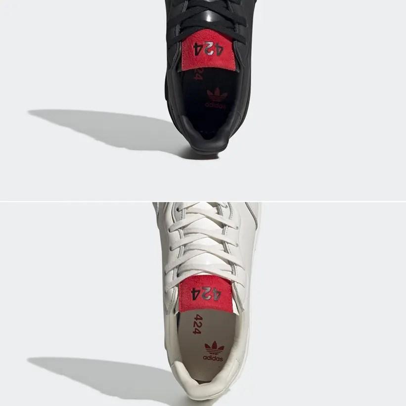 11/22発売!424 × adidas Consortium SC PREMIERE (フォートゥーフォー アディダス コンソーシアム SC プレミア) [EG3729,3730]