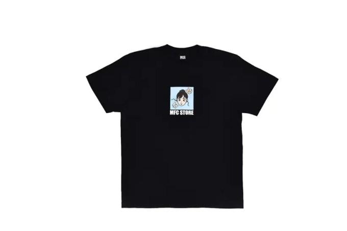 モデル/女優「あわつまい」 × 「MFC STORE」 × アーティスト「橋爪悠也」トリプルコラボが12/7から発売 (Awatsumai Yuya Hashizume)