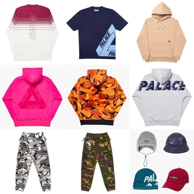 Palace Skateboards 2019 WINTER 8th Dropが12/7展開 (パレス スケートボード 2019 冬)