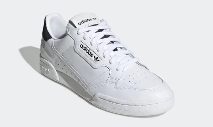 """1/16発売!adidas Originals CONTINENTAL 80 """"White/Core Black"""" (アディダス オリジナルス コンチネンタル 80 """"ホワイト/コアブラック"""")[FV3891]"""