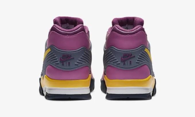 """ナイキ エア クロス トレーナー 3 """"パープル/グレー/イエロー"""" (NIKE AIR CROSS TRAINER 3 """"Purple/Grey/Yellow"""") [CZ6393-500]"""