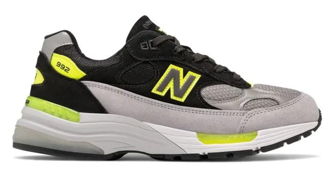 "New Balance M992 TQ ""Black/Grey"" (ニューバランス ""ブラック/グレー"")"