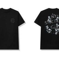"【MEMBERS ONLY EXCLUSIVE】Anti Social Social Club ""Dramatic Black Tee"" (アンチ ソーシャル ソーシャル クラブ)"