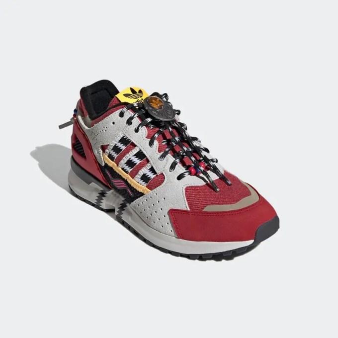 ネイティブアメリカンのカルチャーから着想を得た adidas Originals NMD_C1/ZX 10000/SUPERSTAR LACELESS (アディダス オリジナルス Native American エヌ エム ディー/ゼットエックス 10000/スーパースター レースレス) [G55725,G55726,S29064]