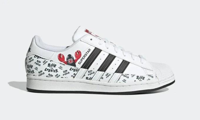 """4/8 発売!PHILIP COLBERT × adidas Originals SUPERSTAR """"White/Scarlet/Black"""" (フィリップ・コルバート アディダス オリジナルス スーパースター """"ホワイト/スカーレット/コアブラック"""") [GX7996]"""