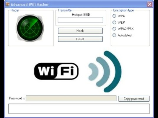 WiFi Hacker windows
