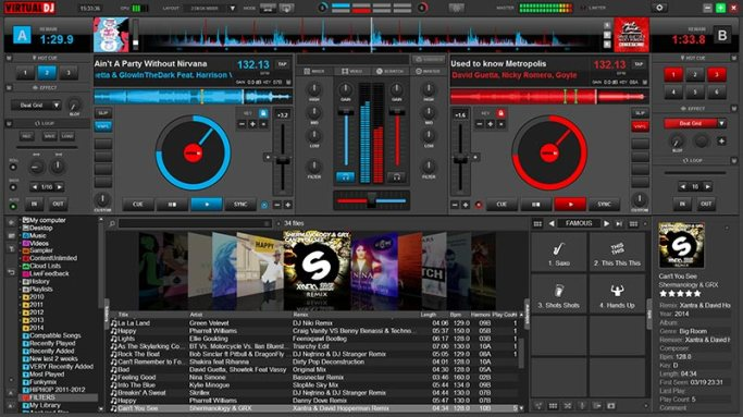 Virtual DJ latest version