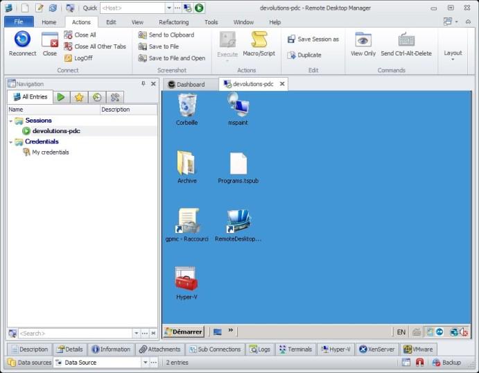 Remote Desktop Manager Enterprise latest version