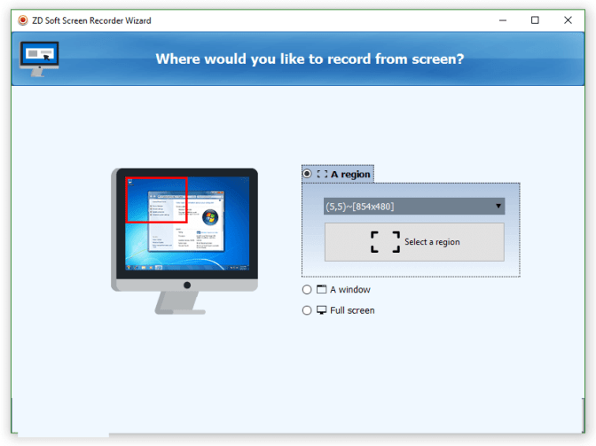 ZD Soft Screen Recorder latest version