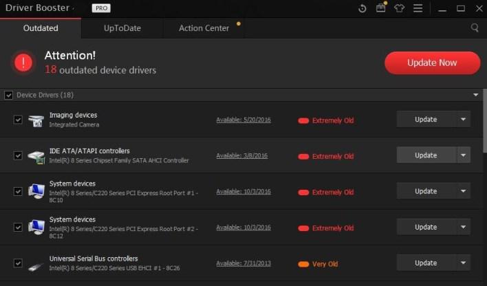 IObit Driver Booster windows