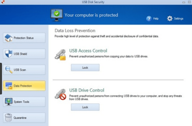 USB Disk Security Pro latest version
