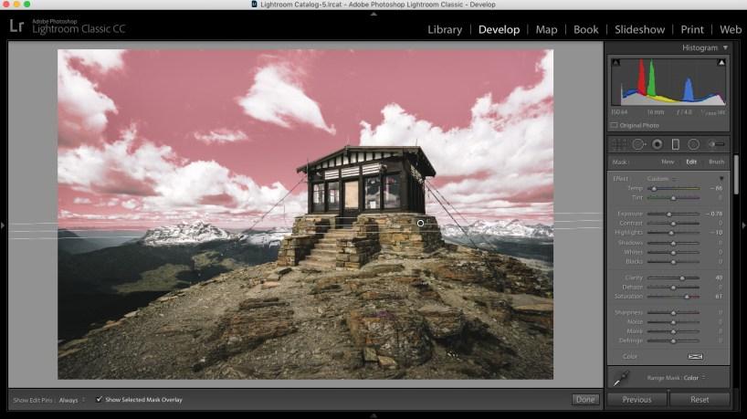 Adobe Photoshop Lightroom Classic CC latest version