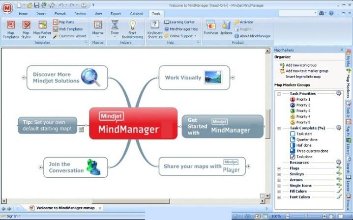 Mindjet MindManager latest version