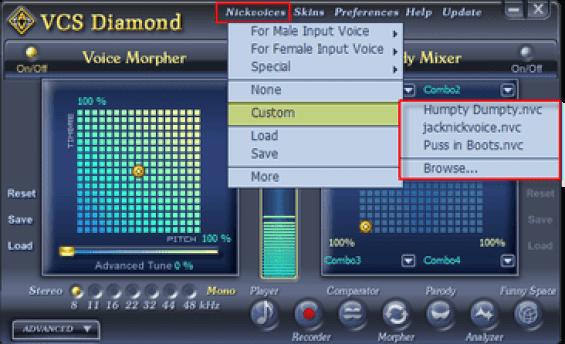 AV Voice Changer Software Diamond latest version