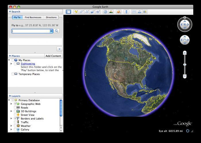 Google Earth Pro latest version
