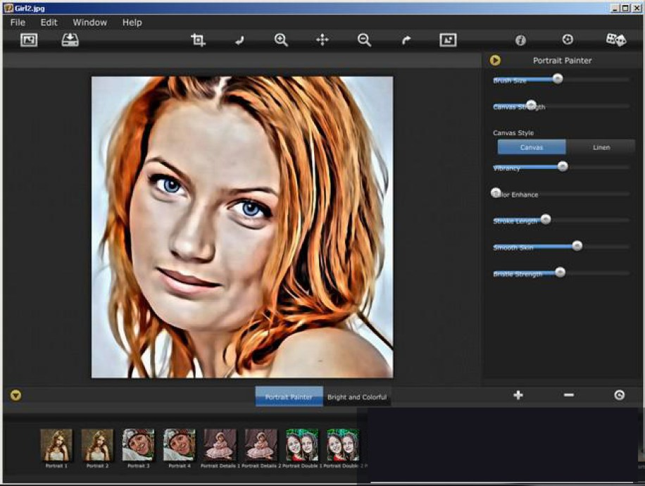 JixiPix Portrait Painter latest version