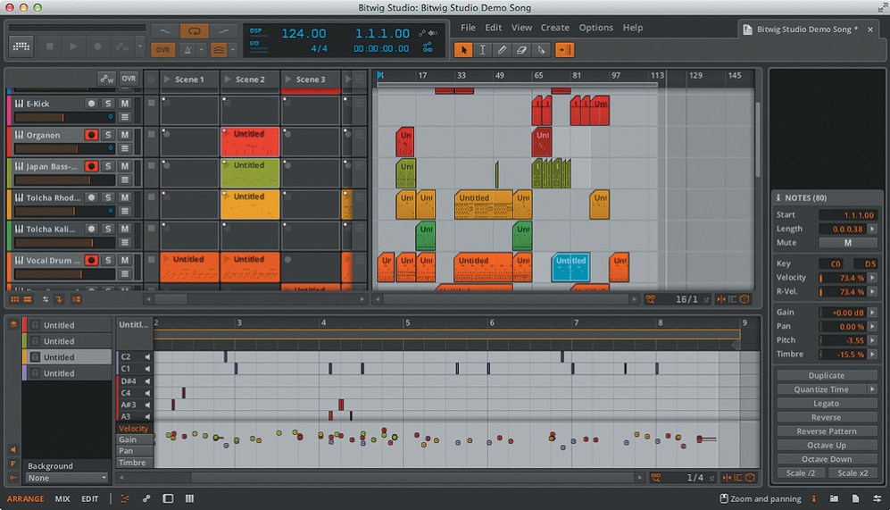 Bitwig Studio latest version