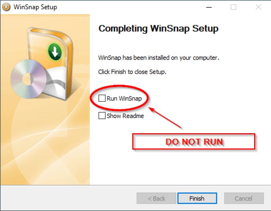 WinSnap latest version
